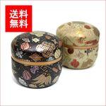 玉織缶セット(上玉露(八女玉露)、極上八女茶)
